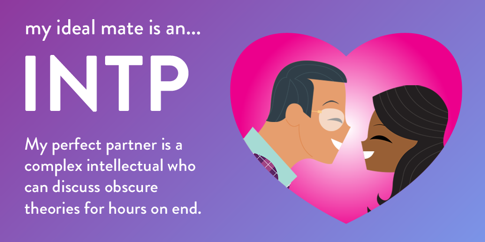 Which Personality Type is Your Love Match? - Page 10