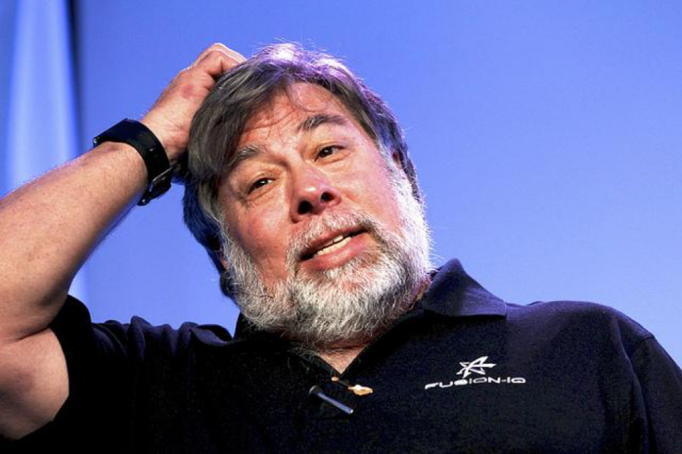 Introvert Steve Wozniak