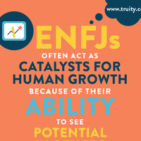 ENFJs Often Act As Catalysts for Human Growth
