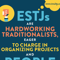 ESTJs are hardworking traditionalists...