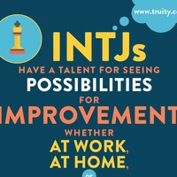 INTJs Have a Talent for Seeing Possibilities for Improvement