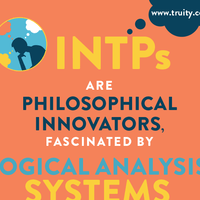 INTPs are philosophical innovators...
