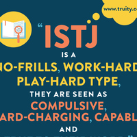 ISTJ is a no-frills, work-hard, play-hard type...