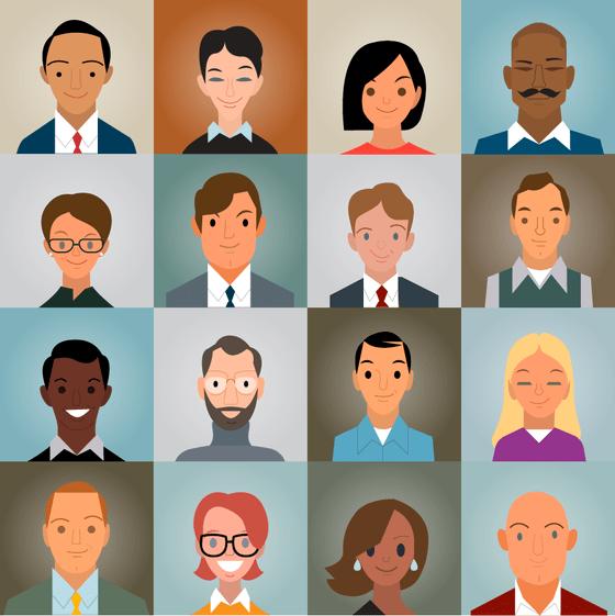 individual personalities and temperamen
